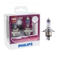 Philips Xtreme Vision Plus H4 12V 60/55W (Lampu Depan)