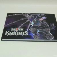 Seven Knights Artbook - The art ot seven knights