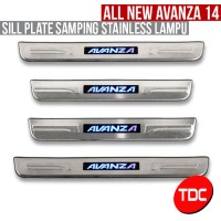 Avanza /Xenia Veloz Doorsill Lampu Variasi Mobil By Tdc
