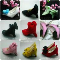 harga Sepatu Bayi PreWalker Shoes Baby Heels - Flanel Series Variasi Tokopedia.com