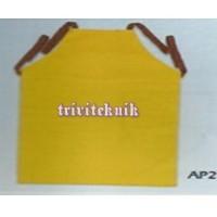 apron plastic PVC AP2,pelindung dada plastik pvc Ap2,blue eagle