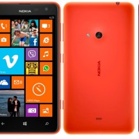 Nokia Lumia 625 - 8GB - Orange
