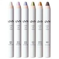 NYX Jumbo Eye Pencil (Multifungsi 2in1: Eyeliner / Eyeshadow)