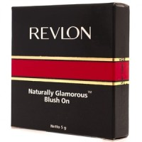 REVLON NATURALLY GLAMOROUS BLUSH ON 5G