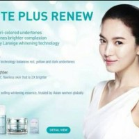 Laneige White Plus Renew Emulsion & Skin Refiner@15ml