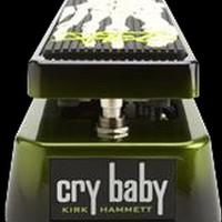 Effect Jim Dunlop Cry Baby Wah KH-95 Kirk Hammett