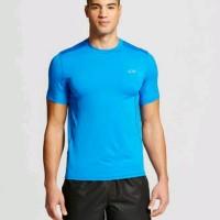 C9 Champion Power Core Fitted Vent T Shirt Original - Blue Brilliance