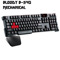 Bloody B540 Backlight - Mechanical Keyboard
