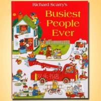[BK012] Book Busiest People Ever / Buku anak