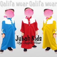 Jubah / Gamis / Thob / Baju Muslim Anak Laki