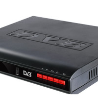 SET TOP BOX ICHIKO DVB-8000 DVB-T2 ( Alat penerima Siaran TV digital)