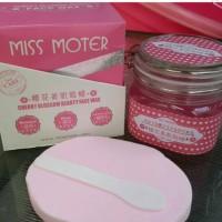 Miss Moter Facial Wax / Miss Moter Pink Cherry Blossom