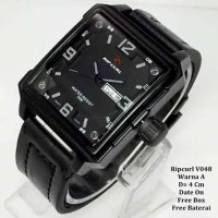 JAM RICURL SEGI LEATHER BLACK GREY