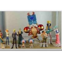 [Figure One Piece] Figur Crew Set One Piece