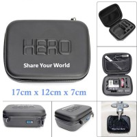 Shockproof Hard Case Waterproof Bag For Action Camera GoPro Xiaomi Yi