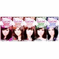 Jual Liese Bubble hair color antique rose Murah
