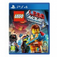 KASET PS4 LEGO Movie