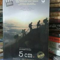 Novel 5 cm by Donny Dhirgantoro
