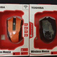Mouse Wireless Toshiba (Bonus Batere)