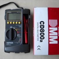 Jual Avometer Digital Merk Sanwa CD800A Murah
