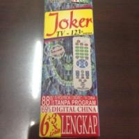 remote tv joker TV-123