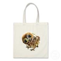 tote bag custom gambar ilustrasi animal 18