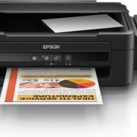 harga Printer Epson L220 L 220 Inkjet New Baru Garansi resmi scan copy print Tokopedia.com