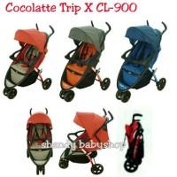 KERETA BAYI/ STROLLER COCOLATTE TRIP X CL-900
