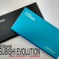 Jual POWERBANK MITSUBISHI SUPERSLIM JAPAN ORIGINAL REAL 10000MAH GRADE A+ Murah
