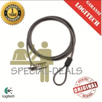Targus Defcon CL : Laptop / Notebook Cable Lock with Combination Lock