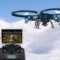 U818A WiFi Quadcopter