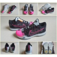 Sepatu Basket NIKE KOBE 10 ELITE LOW FLYKNIT MAMBACURIAL (Grade Ori /
