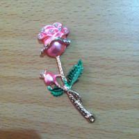 harga DIY decocase bahan deco case casing swarovski bunga mawar Tokopedia.com