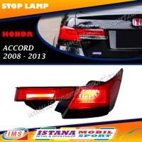 harga Stop Lamp Honda Accord 2008-2013 Led Bar Tokopedia.com
