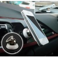 Holder Magnet Mobile Phone 360 Derajat / Car Holder HP Universal LOG0