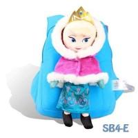 harga Tas ransel anak cewek boneka frozen doll elsa n crown backpack bag Tokopedia.com