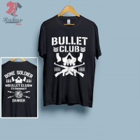 "[KAOS] NJPW Bullet Club ""Its Real"" T-shirt"