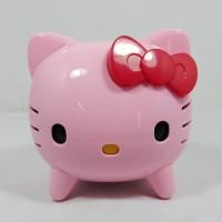 Hello Kitty Protable Dock Station Speaker for iPhone iPod Loudspeaker