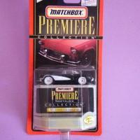 MATCHBOX PREMIERE Nostalgia Collection '57 Corvette Hardtop Limited