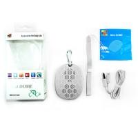 harga Optimuz Speaker Bluetooth Mini Dome Desain Warna Cerah - Putih Tokopedia.com
