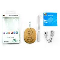 harga Optimuz Speaker Bluetooth Mini Dome Portable - Coklat Tokopedia.com