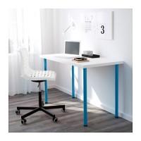 IKEA LINNMON / ADILS Meja, Aneka Warna, 120x60 Cm