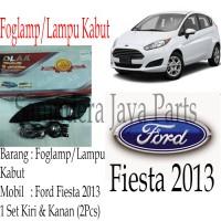 FOGLAMP/LAMPU KABUT FORD FIESTA 2013-2014