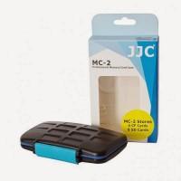 [RCSFoto] MEMORY Card CASE Jjc MC-2