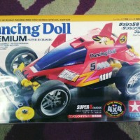 Tamiya 4wd Dancing Doll Premium Dash 5
