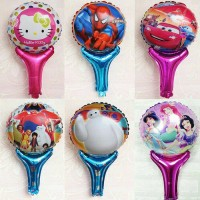 Jual balon foil karakter Murah