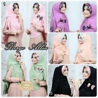 harga Jilbab Instan Khimar Aliya Bergo Allia Narinda Instant Hijab Tokopedia.com