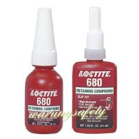 loctite 680 retaining compound slip fit high strength