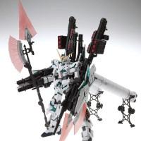 DM483 MG (#150) RX-0 Full Armor Unicorn Gundam Ver Ka