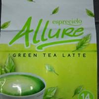 Green Tea Latte -Sensasi Minum Teh Hijau